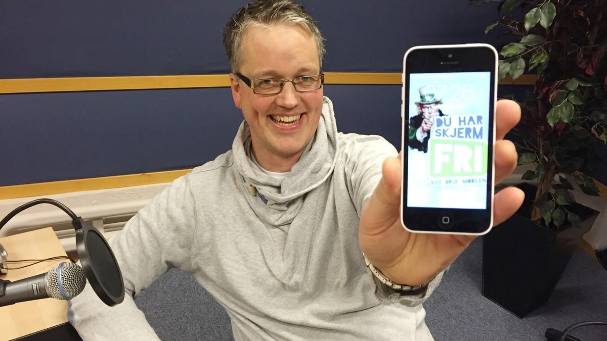 test mobiltelefoner leirvik