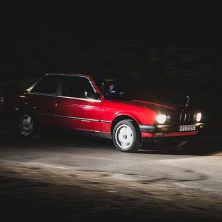bilen min