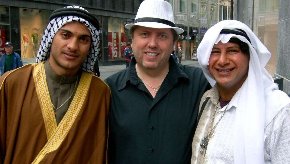 Skeive muslimer
