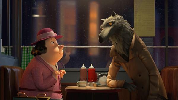 Britisk animasjon basert på Roald Dahls bok.