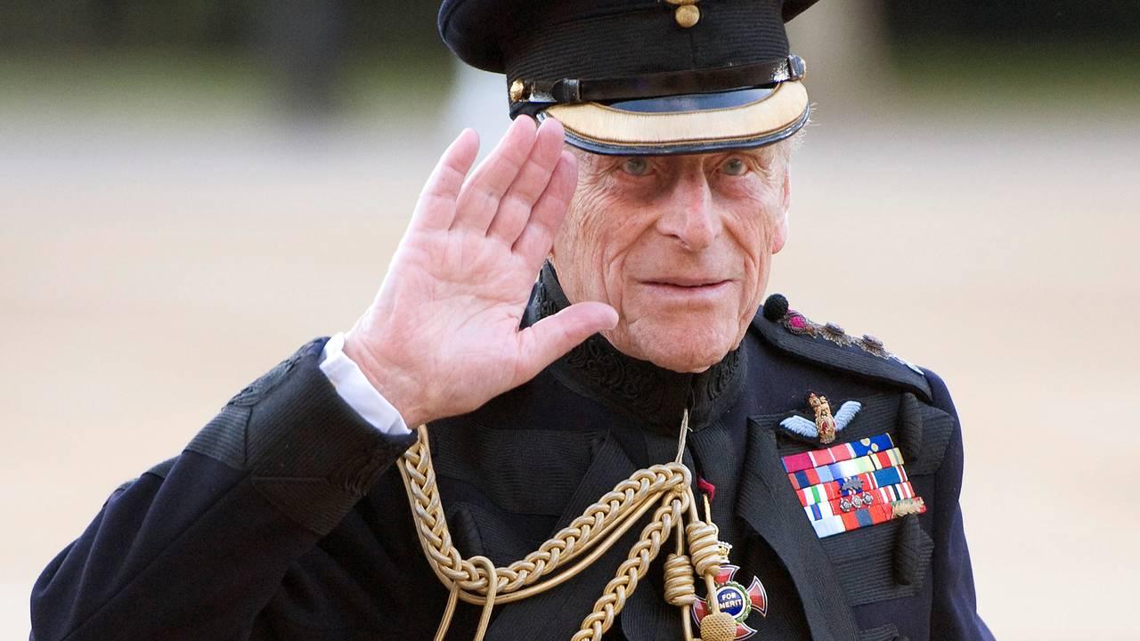 Prins Phillip 90 år i 2011
