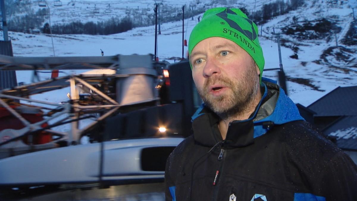 Ønsker seg snø til jul – NRK Møre og Romsdal – Lokale nyheter, TV og radio