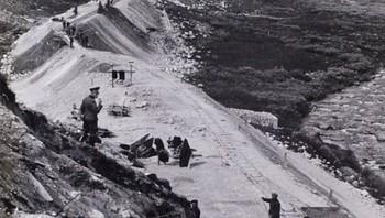 Rundt 13000 sovjetiske krigsfanger deltok