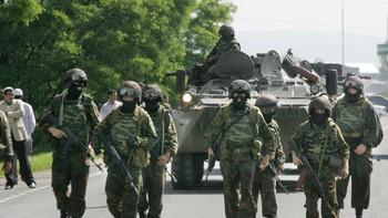 Sikkerhetssstyrker i Ingusetija
