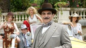 Poirot: Døden i flyet