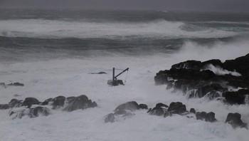 Orkan ved Kråkenes