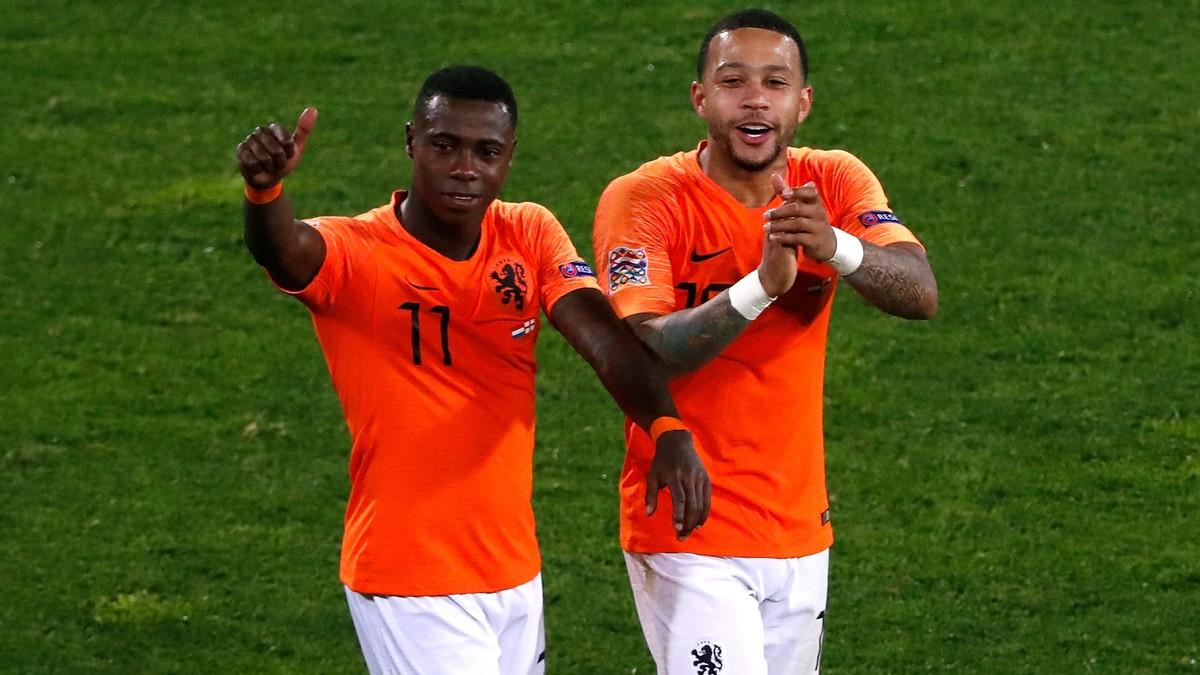 Nederland til finale