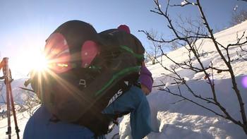Kva slags faresignal skal ein sjå etter i snøen når ein er til fjells?
