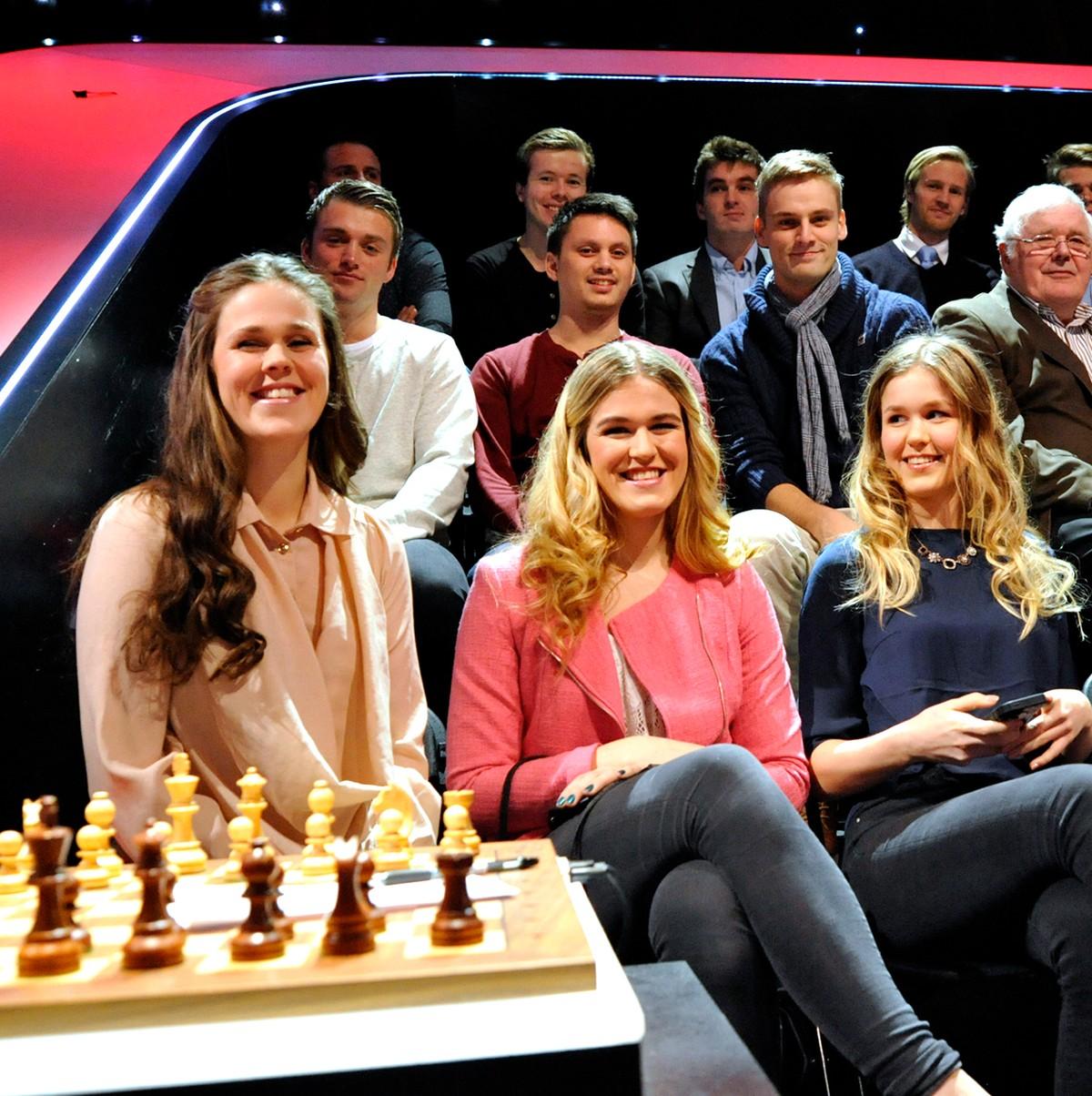 Ellen Carlsen Frykter Brorens Konkurranseinstinkt Nrk Kultur Og Underholdning