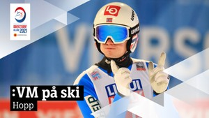 Ski - VM: Laghopp, menn