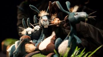 Askeladden og kongens harer