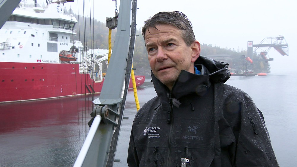 Former North Sea diver Øystein Haaland has experienced the adverse events were hushed up.