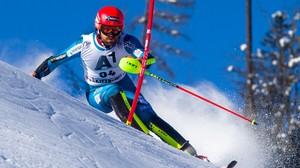 09:00 · VM alpint, slalåm 1.omg