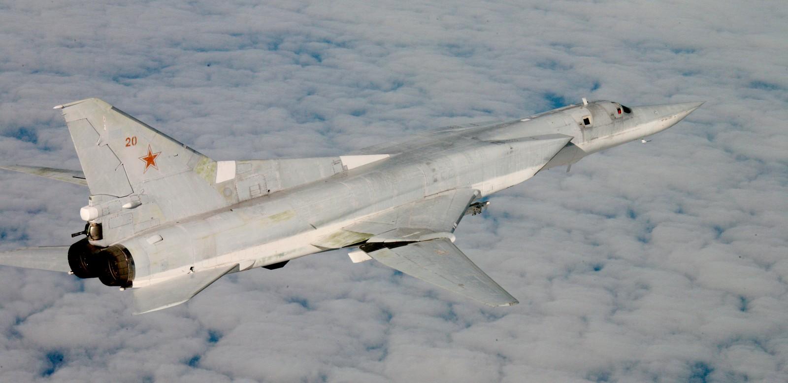 Tupolev Tu-22M (NATO-kallenavn: Backfire) er et strategisk overlydsbombefly utviklet av Tupolev i Sovjetunionen under den kalde krigen.