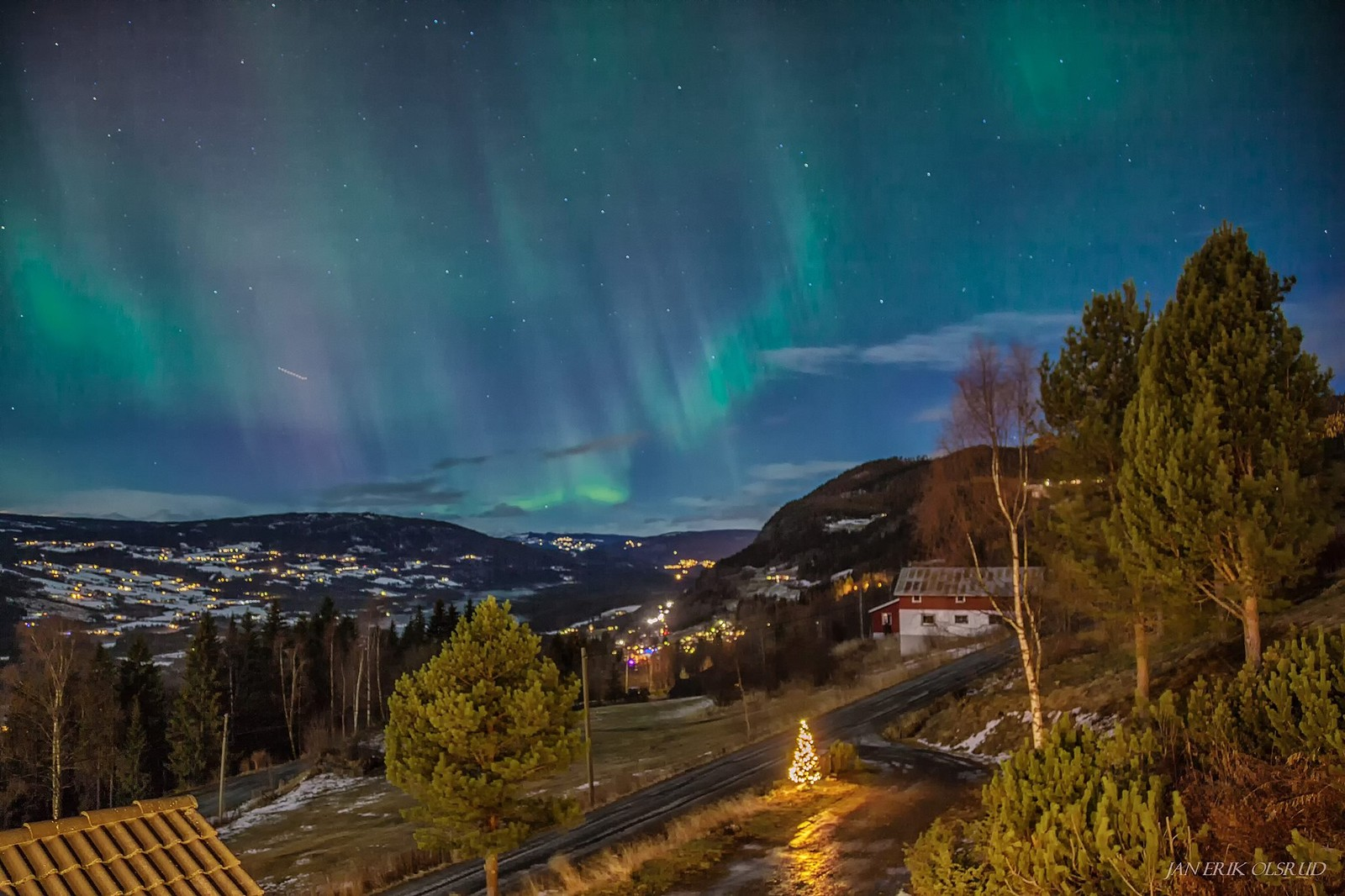 Aurdal, Valdres.