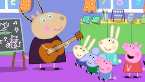 Peppa Gris: 20. episode