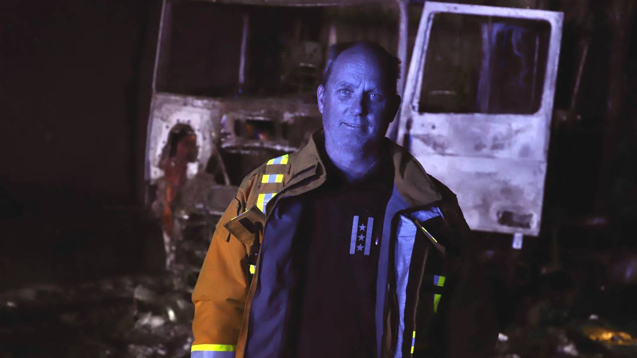Brannsjef i Follo brannvesen, Dag Christian Holte