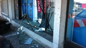 Eksplosjon i Fredrikstad