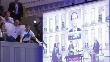 Video River av seg skjorta i sinne etter Sarkozy-tap