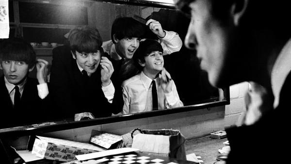Hysteri og kaos gjorde slutt på konsertene til The Beatles