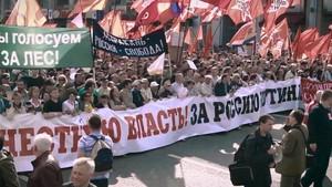 Den russiske opposisjonen