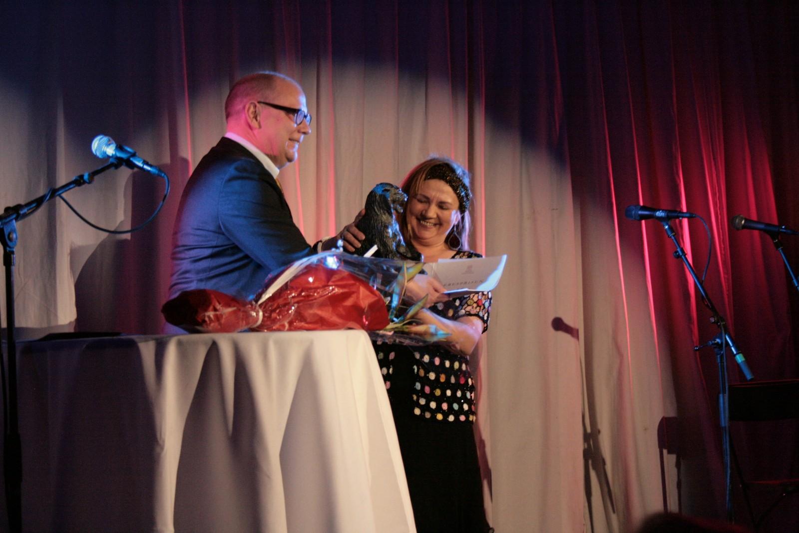 Mari Boine mottok i 2009 «Kulturrådets ærespris». Utdelingen fant sted på Stratos i Oslo, og ble overrakt av daværende kulturrådsmedlem Bentein Baardson.