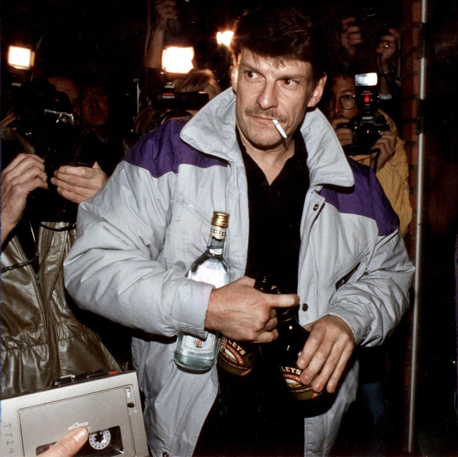 Christer Pettersson var en kjent småkriminell alkoholiker. Mange mente han derfor var lett å peke ut som syndebukk. Andre er fremdeles overbevist om at Petterson var drapsmannen.