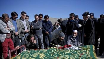 Begravelse Kabul