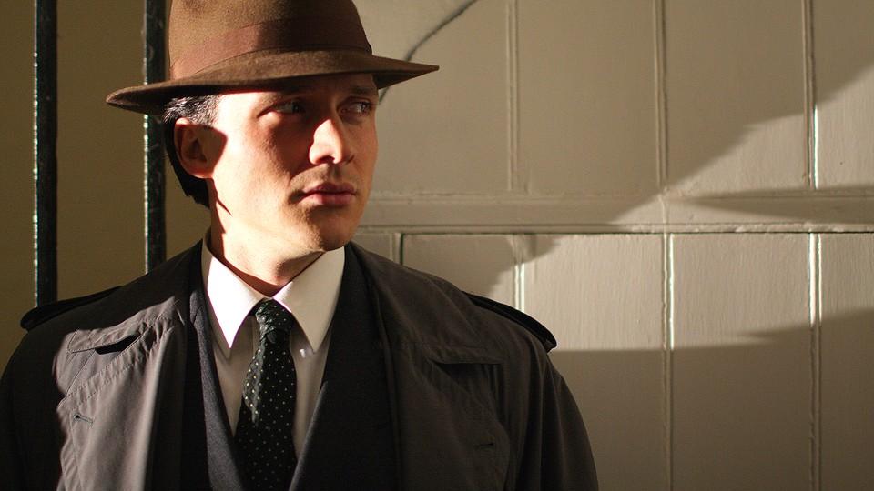 Den engelske spionen