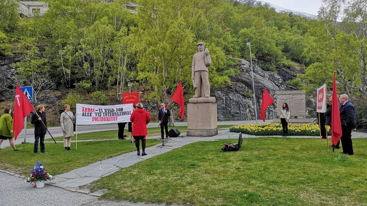 1. mai i Årdal 2020