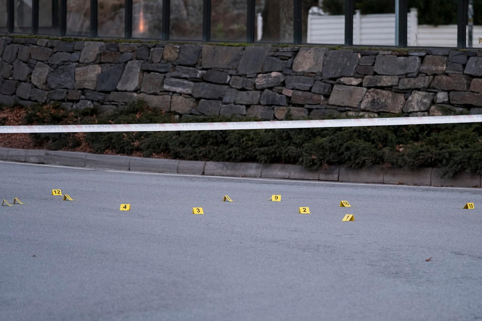 En mann døde etter skyting med politiet i Kristiansand.