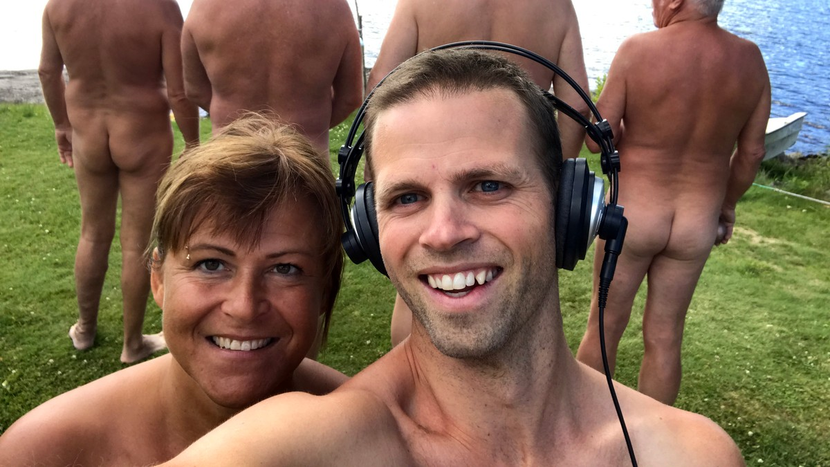 private porno nudiststrand norge