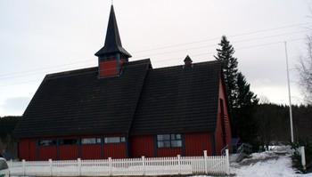 Mostadmark kapell