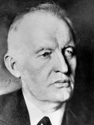 KUNSTNEREN: Edvard Munch holdt kontakten med sin niese i Sigerfjord. Foto: Scanpix