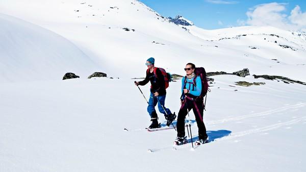 Topptur på ski - TIPP TOPP TUR: Finn en topp som passer ditt nivå. På UT.no finnes turer for enhver smak. - Foto: Elin Hansson / DNT