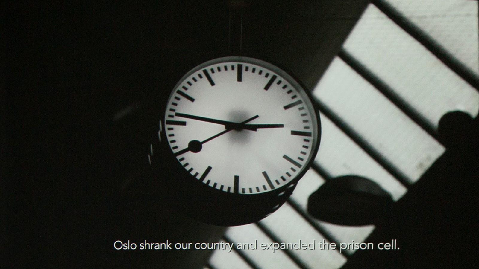 Stillbilde fra «Oslo Syndrome» av Ayman Alazraq.