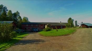 Gården til Andebu-ordfører Bjarne Sommerstad