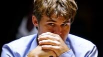 Magnus Carlsen er klar for å kjempe om VM-tittelen i Sotsji. Foto: Rakke, Morten/NTB scanpix