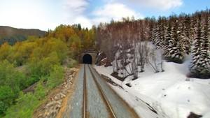 Nordlandsbanen - minutt for minutt
