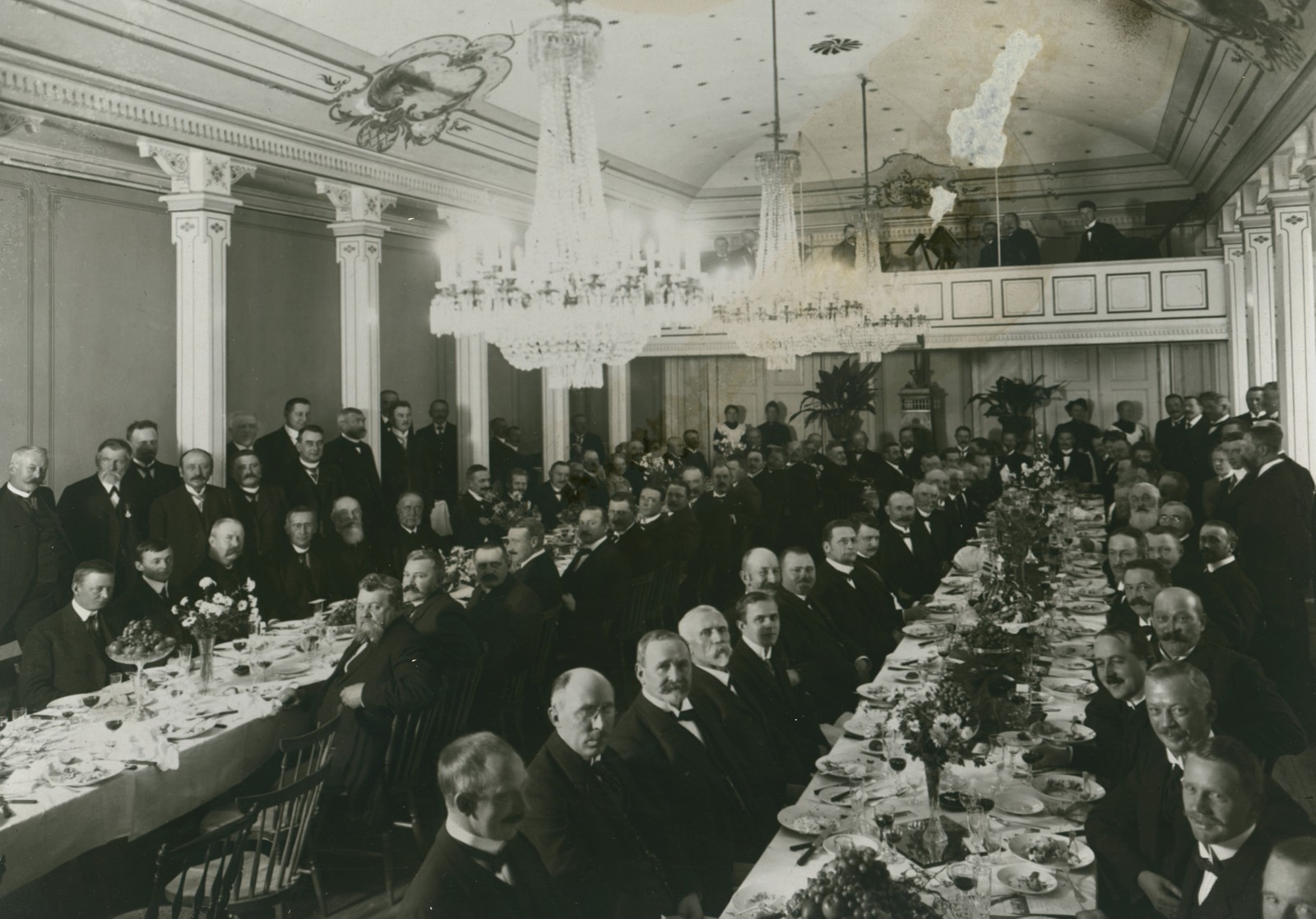 Generalforsamling 11.11.1911.