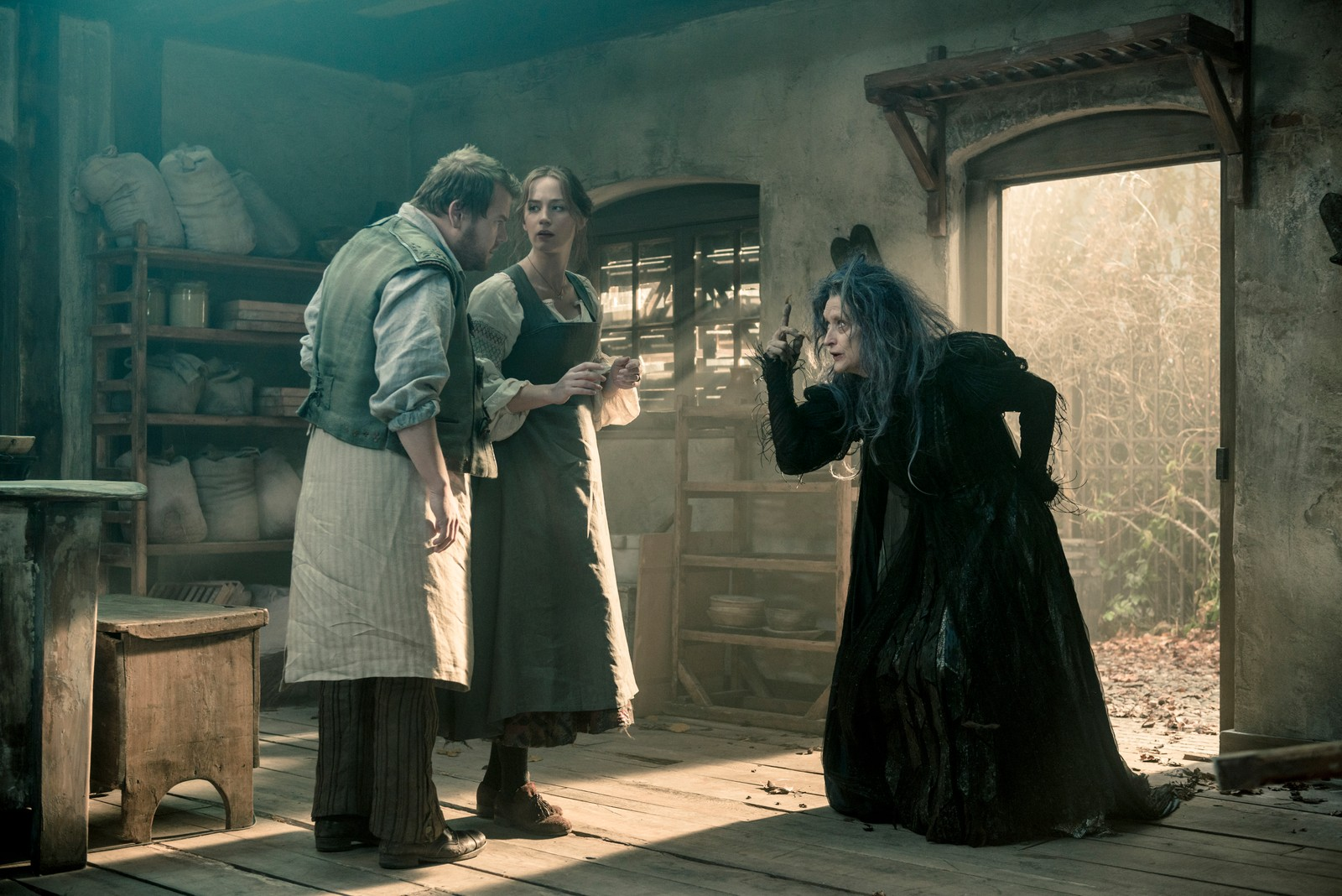NOMINERT BESTE KVINNELIGE BIROLLE: Meryl Streep i «Into The Woods».