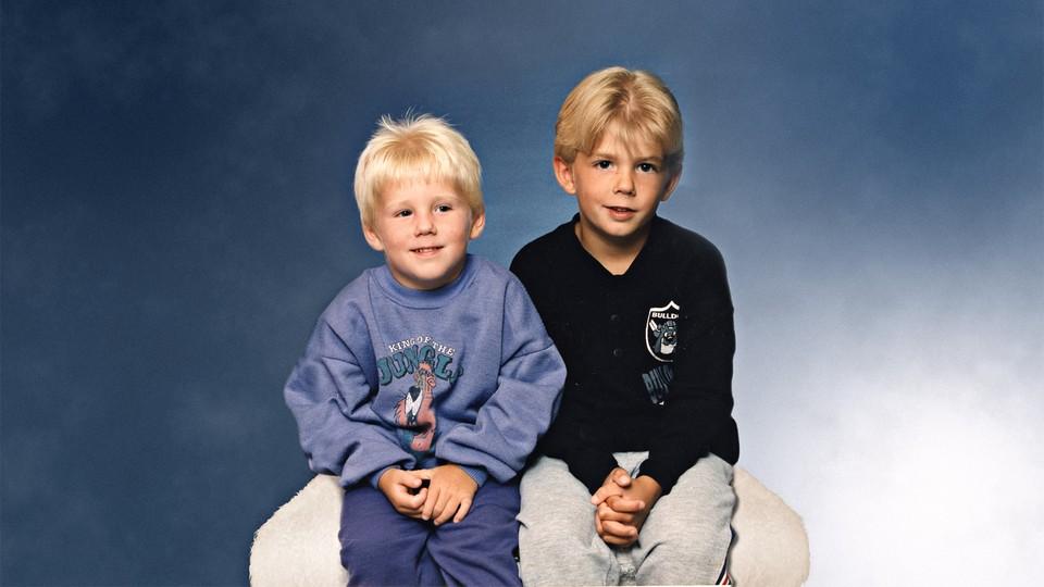 Drepte brødrene virkelig fire år gamle Kevin?