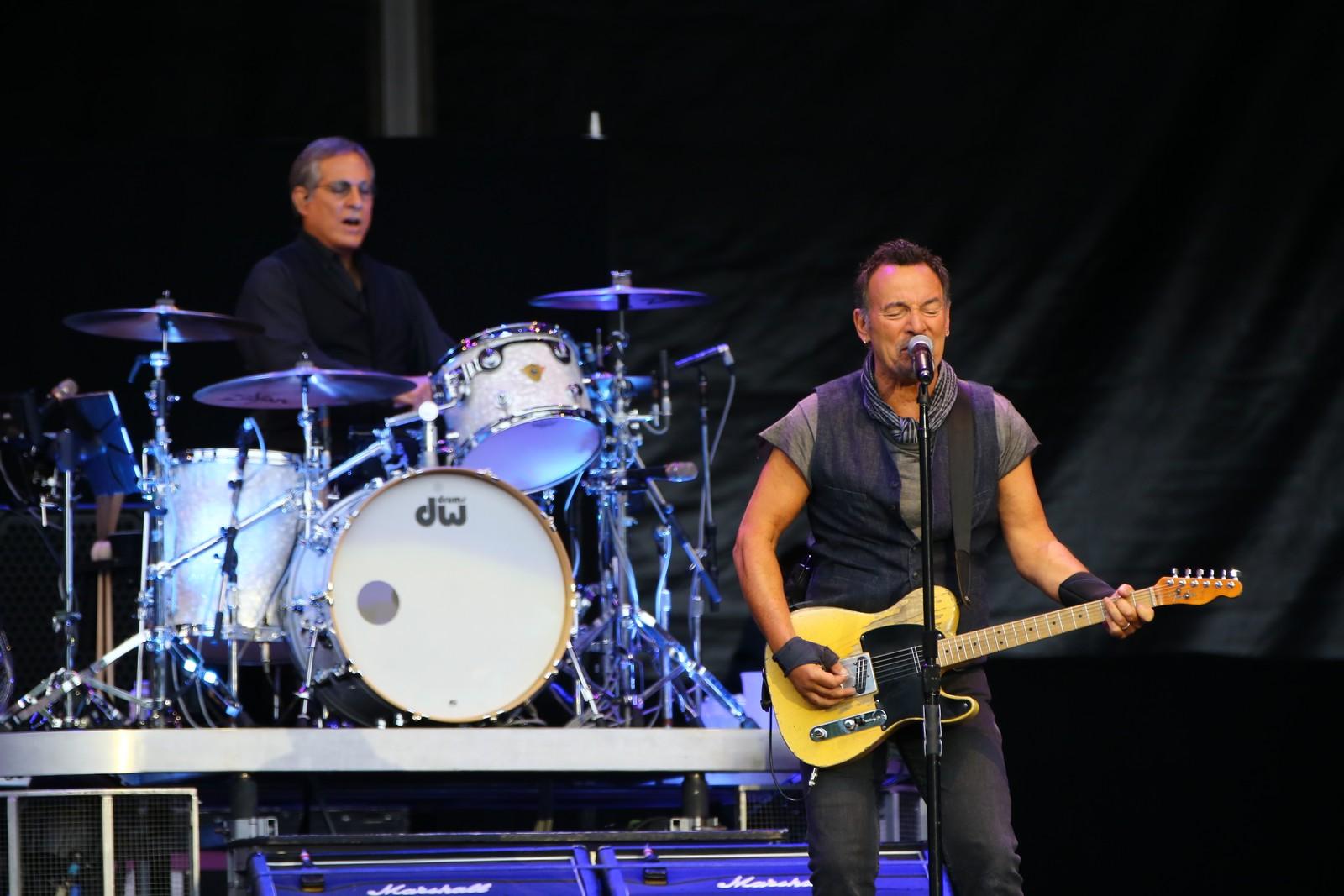 Bruce Springsteen, Granåsen