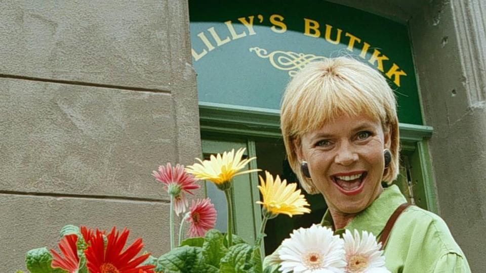 Lillys butikk