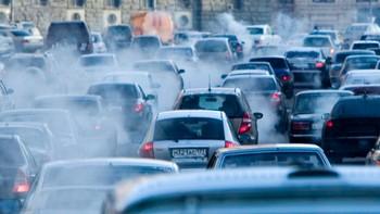 Forurensing fra biler