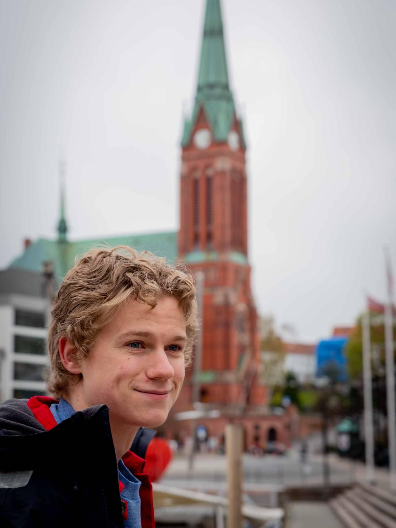 Lucas Fagervik