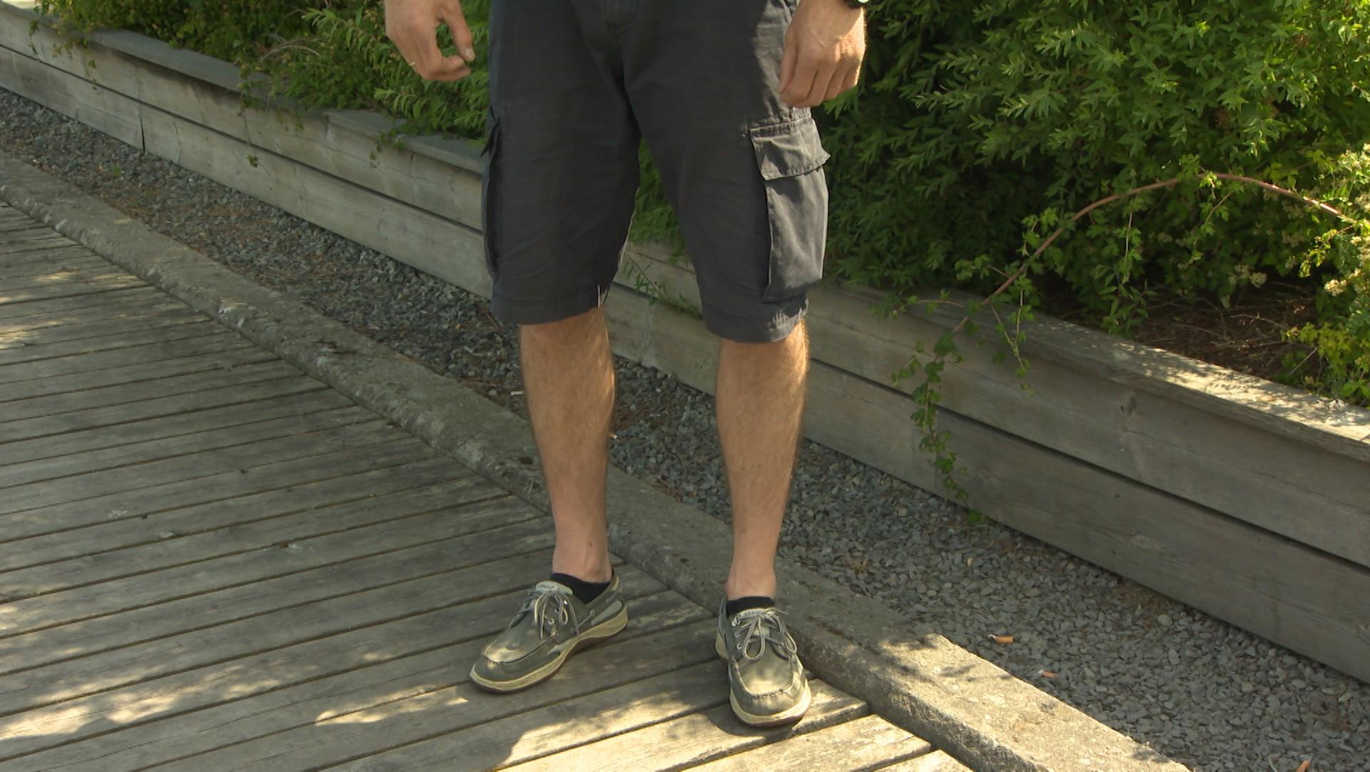 Greit å gå i shorts på jobb? – NRK Vestfold og Telemark