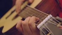 Gitarspill - Foto: Espen Gjelsten/NRK