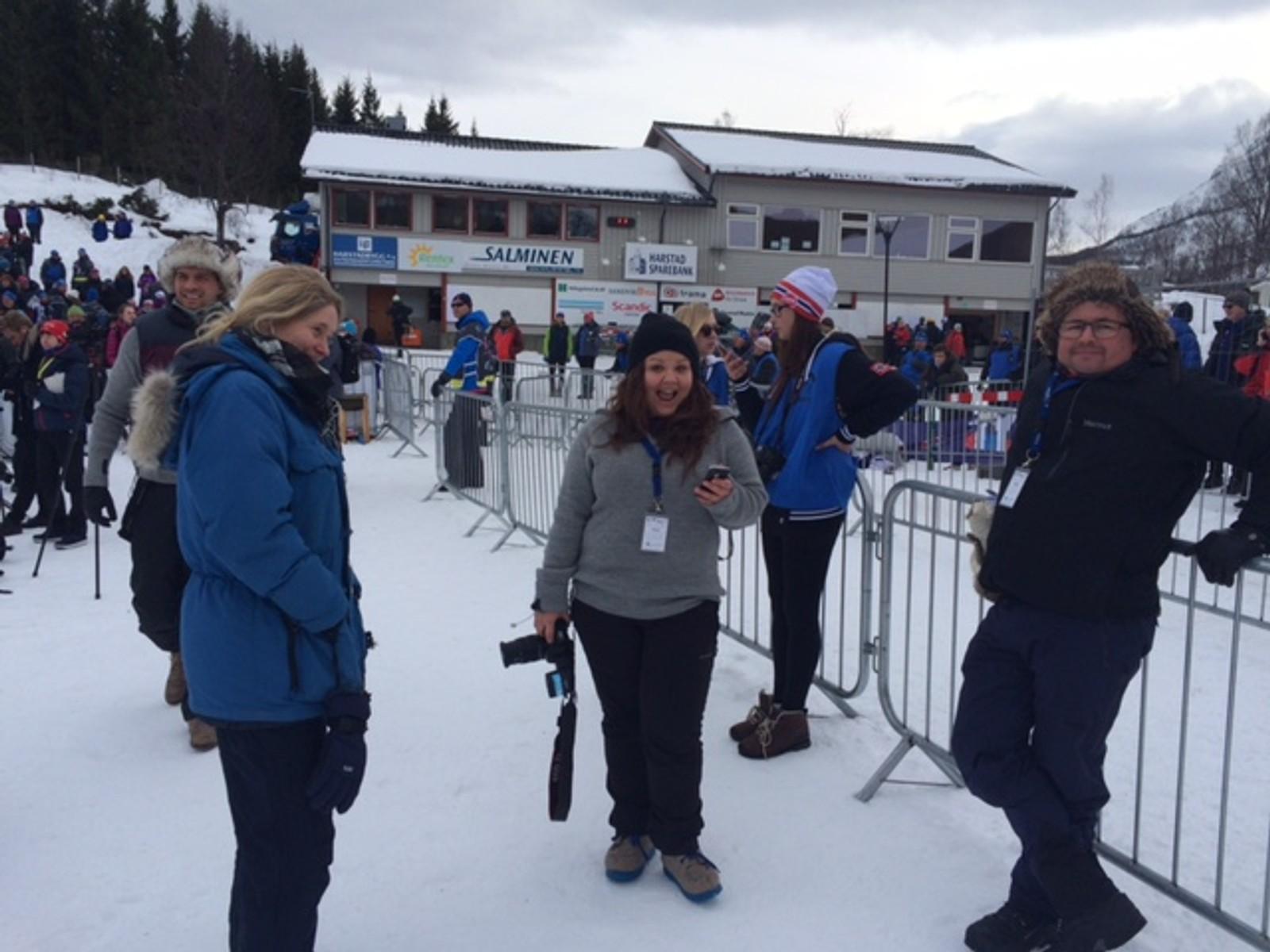NM på ski, Kilbotn.