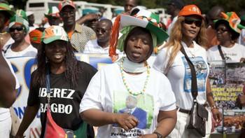 Gbagbo-tilhengere